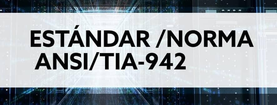 ANSI/TIA 942 A