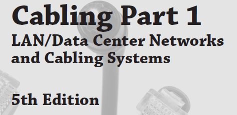 CABLING PART 1  LAN DATA CENTER NETWORKS AND CABLING SYSTEMS